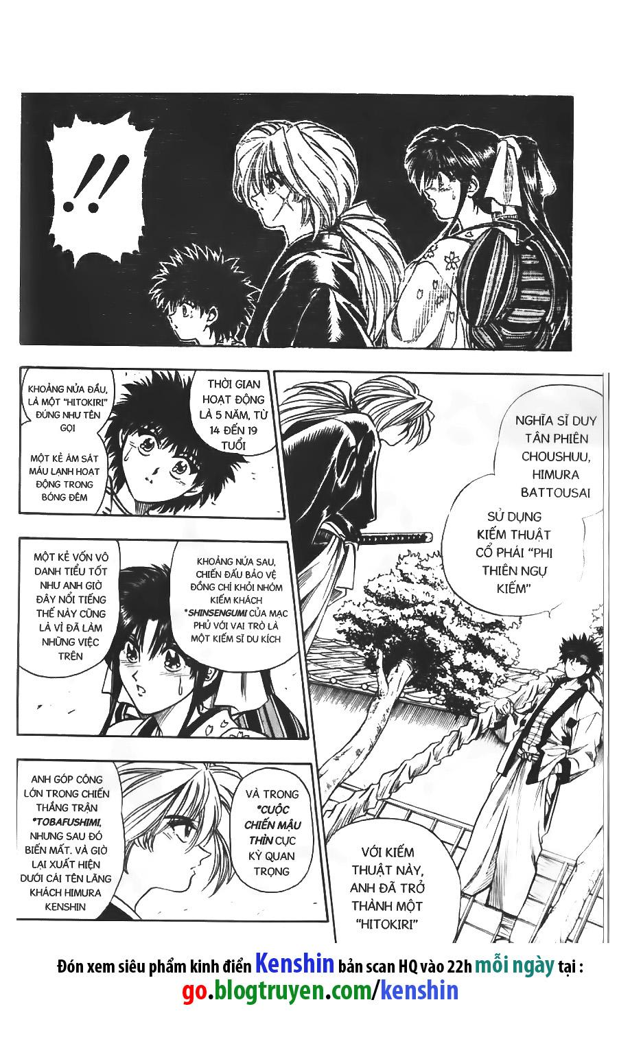 Rurouni Kenshin chap 6 trang 7