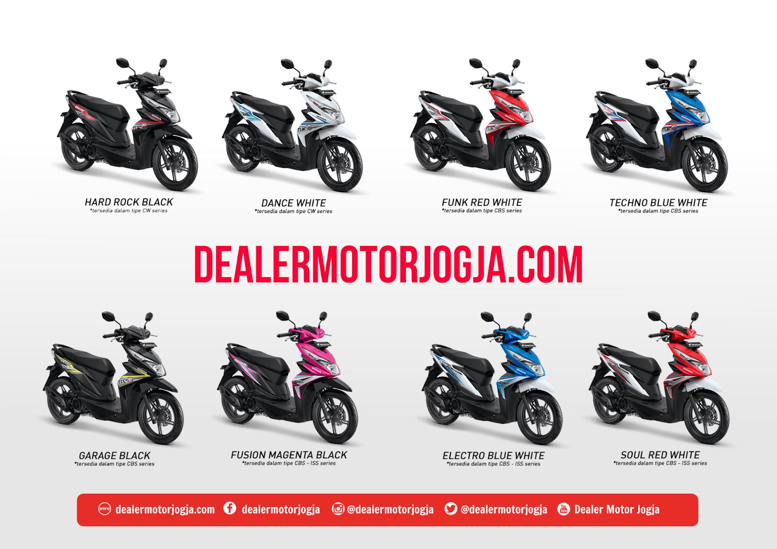 Jual Beli Motor Honda Bekas Surakarta Jawa Tengah Beat New Street Esp Black Sukoharjo Spesifikasi Lengkap All 2018