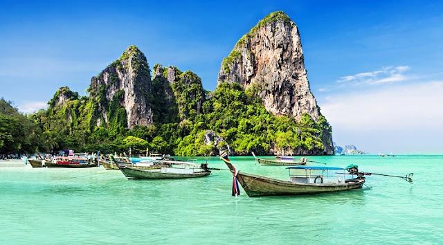 Aluguel de carro na Tailândia