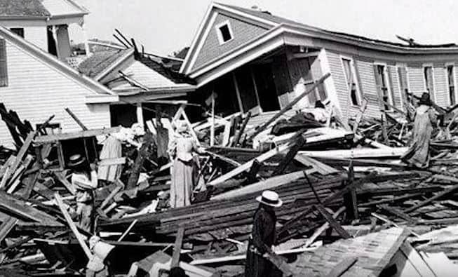 scariest hurricane ever