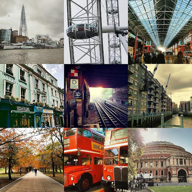 looking at london