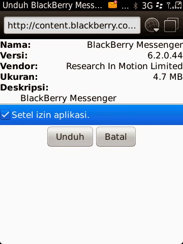 MESSENGER TÉLÉCHARGER 6.2.0.56 BLACKBERRY