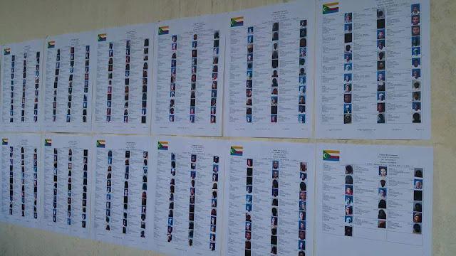Rejetons les commissions d 39 amateurismes falsificateurs - Comment savoir dans quel bureau de vote on est inscrit ...