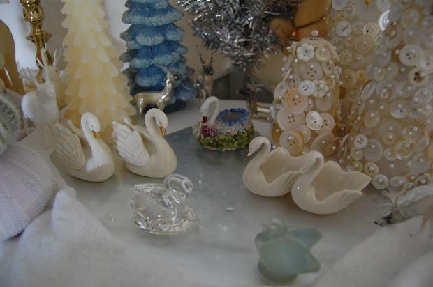 Creative Mischief Seven Swans Swimming