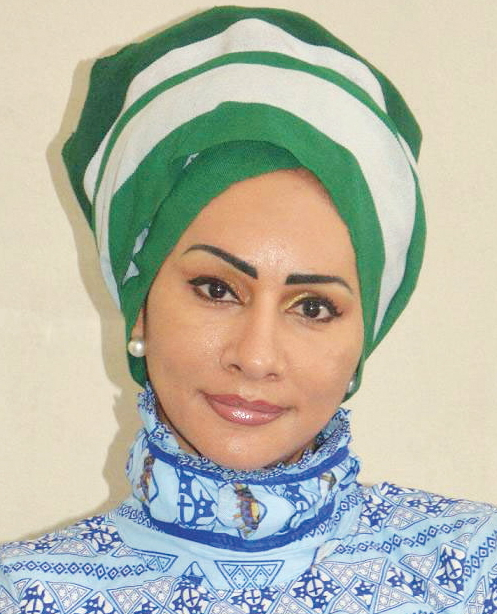 nigeria most beautiful female politician