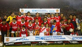 Campeón copa sudamericana 2003