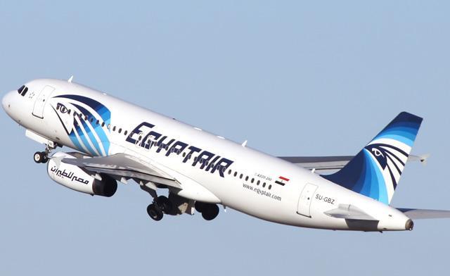 Kemungkinan Pesawat EgyptAir Terhempas Sudah Disahkan