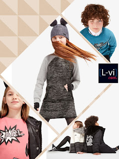 Karl Lagerfeld: Kids collection. L-vi.com