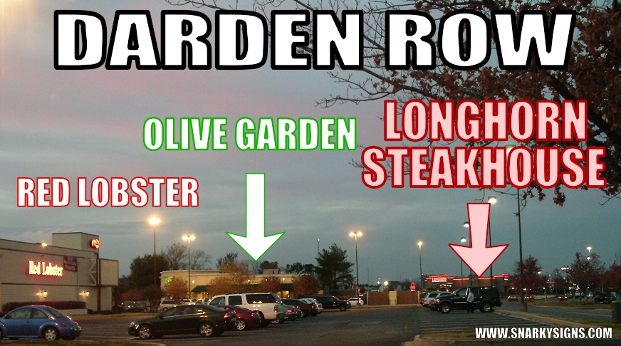 Olive Garden To Go Lifts Darden Profits: Liberal Heart, Moderate Mind: PAPA JOHN'S POSTAL SERVICE
