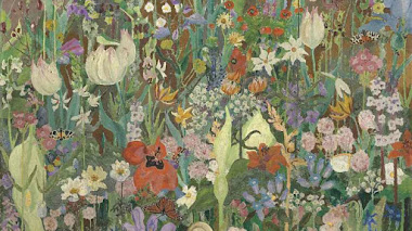 Las flores (pintadas) de Cedric Morris