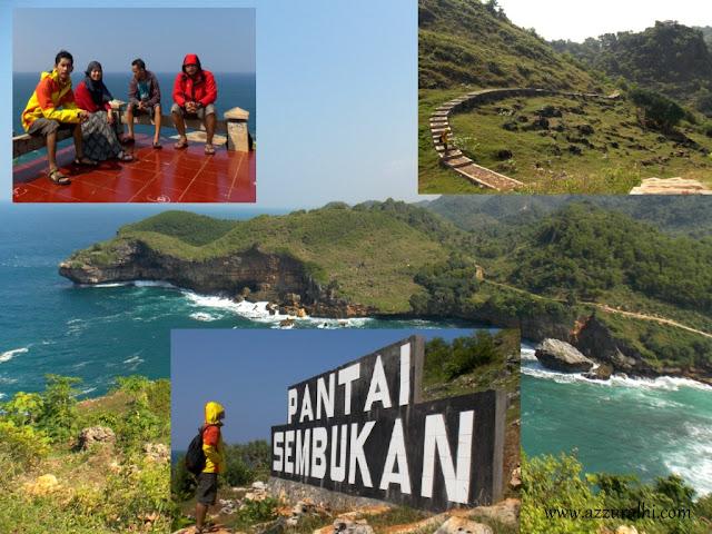 Pantai Sembukan pilihan wisata terbaik wonogiri