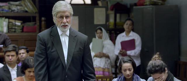 Pink, Movie Trailer, Amitabh Bachchan