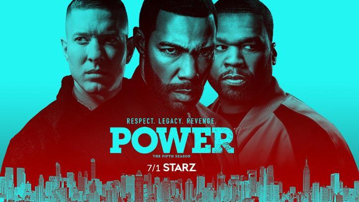 Power Saison 5 Streaming