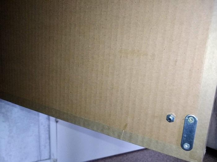 fermeture des portes en carton 2
