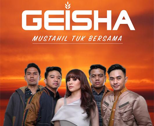 Lirik Lagu Mustahil Tuk Bersama - Geisha