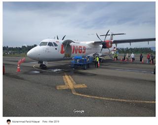 Penerbangan Morowali ke Makassar