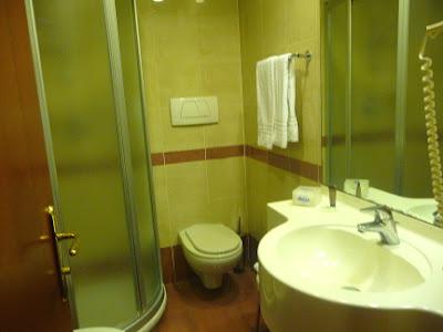 Hotel Baviera Mokinba Milan - Bathroom