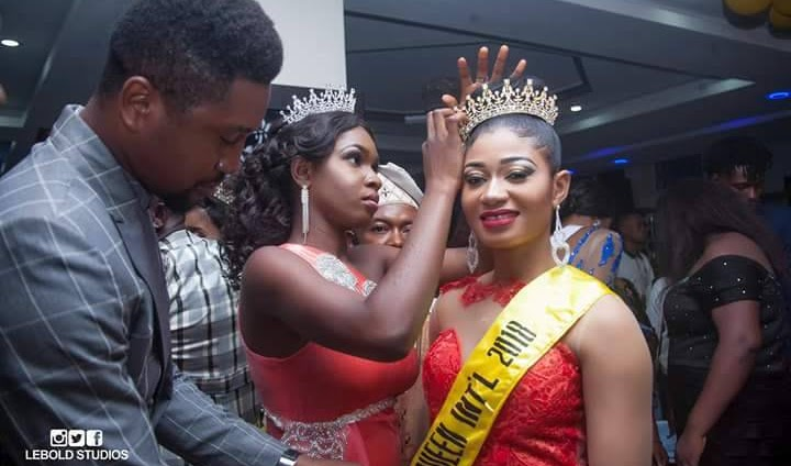 WOW!!! Undergraduate Of Caritas University, Ohaegbulam Jennifer Emerges Miss Imo State Queen International 2018 (photos)