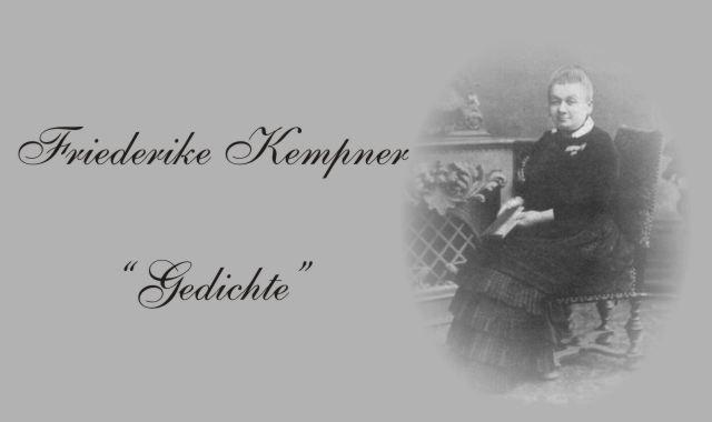 Friederike Kempner