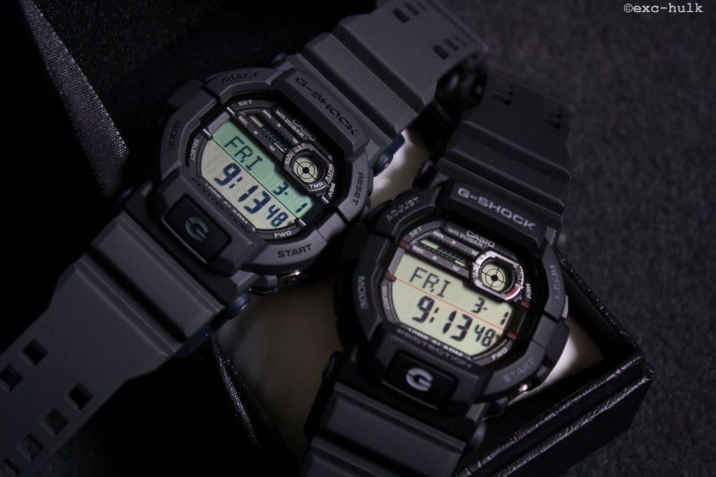 1787551a1b11b New G-Shock GD-350 with vibration - FENIX Tech