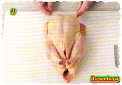 Pollo arrosto perfetto 3