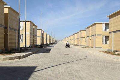 turki membangun komplek perumahan untuk jutaan pengungsi suriah