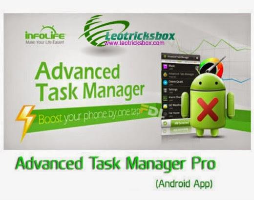 Advanced Task Manager pro 5.0.7 Full