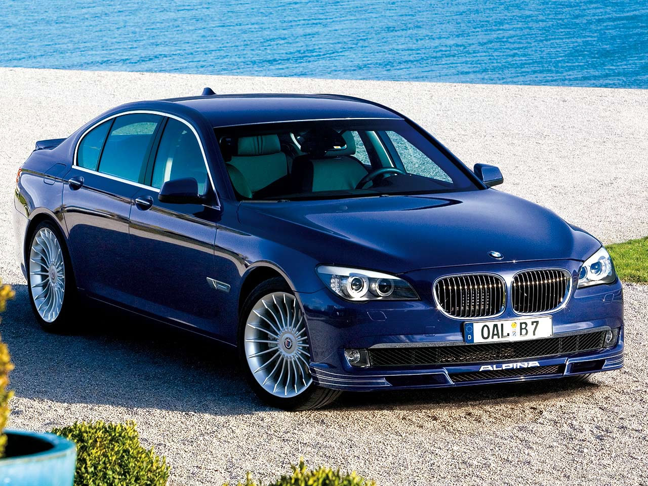 Bmw Alpina B7 Wallpapers Beautiful Cool Cars Wallpapers