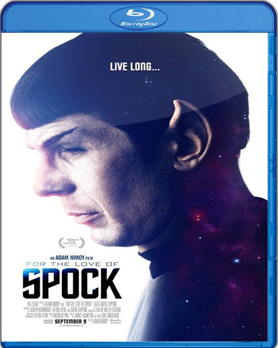 For the Love of Spock [2016] [BD25] [Subtitulado]