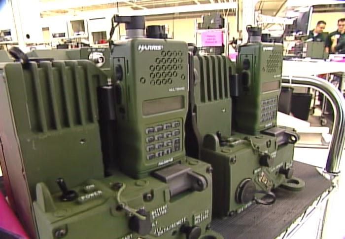 DEFENSE STUDIES: Falcon III Tactical Vehicular Radios for