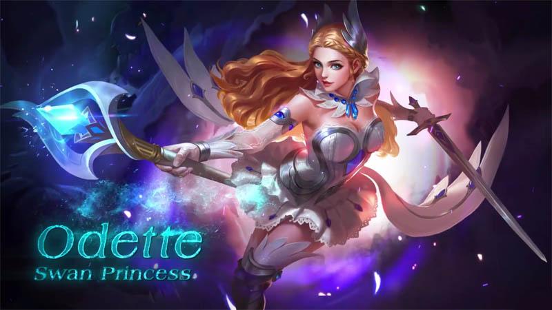 Kata-Kata Yang Diucapkan Hero Odette di Mobile Legends