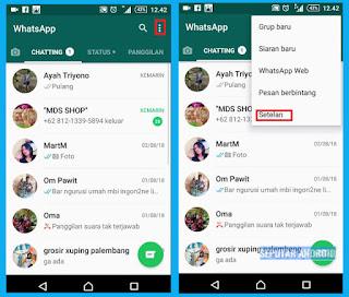 Cara, Sadap, Whatsapp, Pacar, Via, Email, Lengkap, Dengan, Gambar, Di, Jamin, Work, menyadap, wa, tutorial, android,