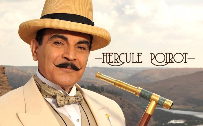 Menguak Identitas Asli Hercule Poirot, Sang Detektif Legendaris