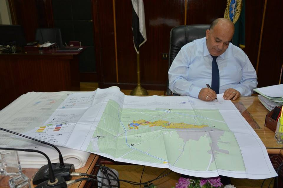 إعتماد مشروع المخططات التفصيلية لعدد 41 قرية