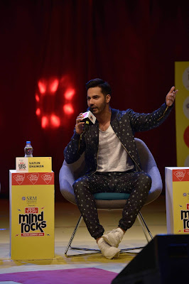 Listen, Varun Dhawan on his experience of first Kiss