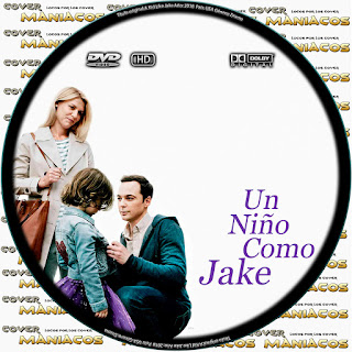 UN NIÑO COMO JAKE -A KID LIKE JAKE - 2018 [CARATULA - DVD]