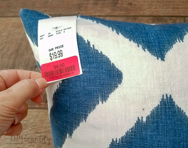 clearance pillow