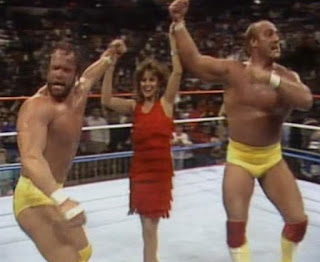 WWE SURVIVOR SERIES 1988 - MEGA POWERS: HOGAN AND SAVAGE