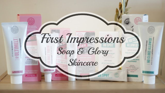 Soap & Glory Skincare Review