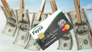 توقيف البنك الالكتروني Payza وإدانة مؤسسيه بتهمة غسيل الاموال
