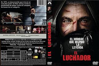 The Brawler - El Luchador - Cover - DVD
