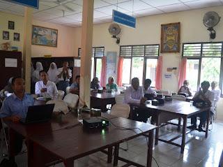 'Demam Literasi' dari Kayuagung kini menjalar ke Pedamaran Timur