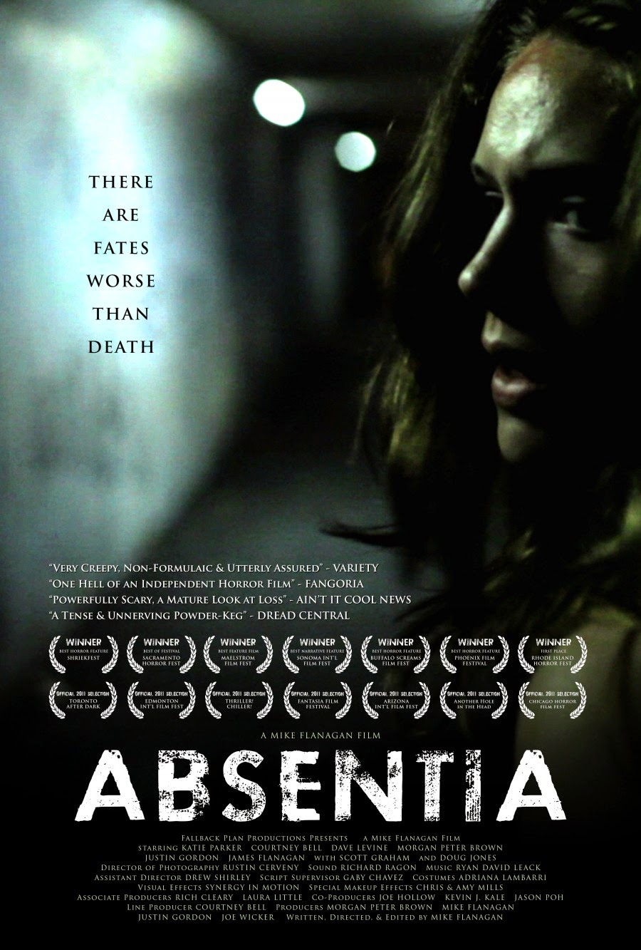 Nessun timore: A Dreadful Decade (Part VIII): Absentia (2011