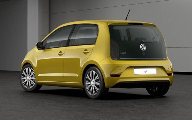 Novo VW Up! 2017