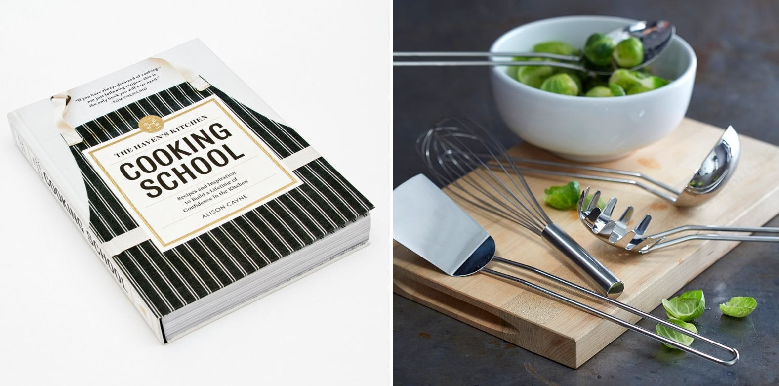 Great Today, Artisan Books Has Partnered With Me To Support An Exciting New  Cookbook: The Havenu0027s Kitchen Cooking School: Recipes And Inspiration To  Build A ...