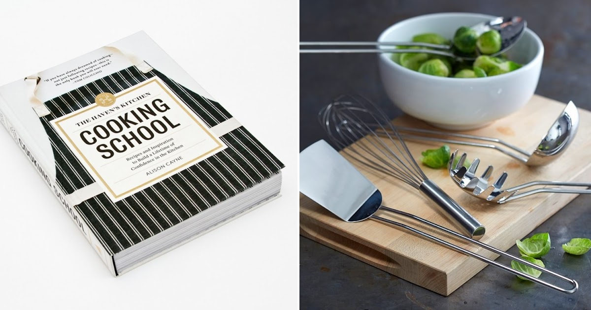 The Haven S Kitchen Cooking School Cookbook