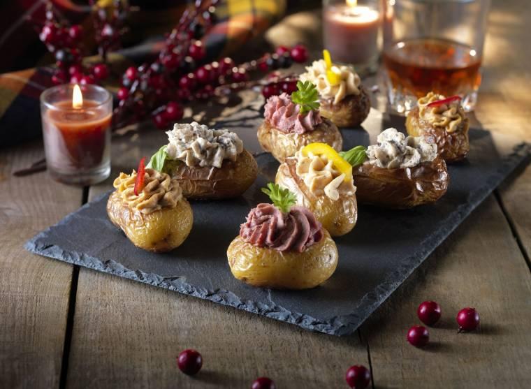 Bonfire Potatoes: Full Of Tasty Toppings