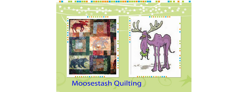 MooseStash Quilting