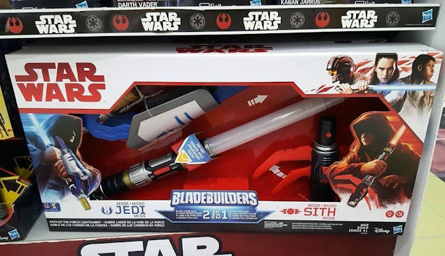 Hasbro Star Wars The Last Jedi BladeBuilders 1