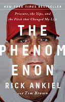 Phenomenon cover showing Ankiel looking at the camera